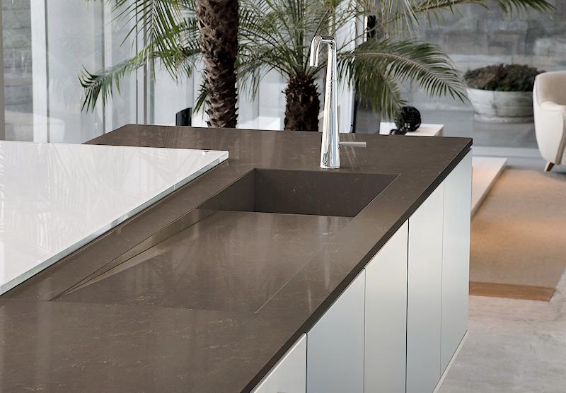 Top cucine piani cucina in marmo e granito spinelli - Marmi per cucine ...